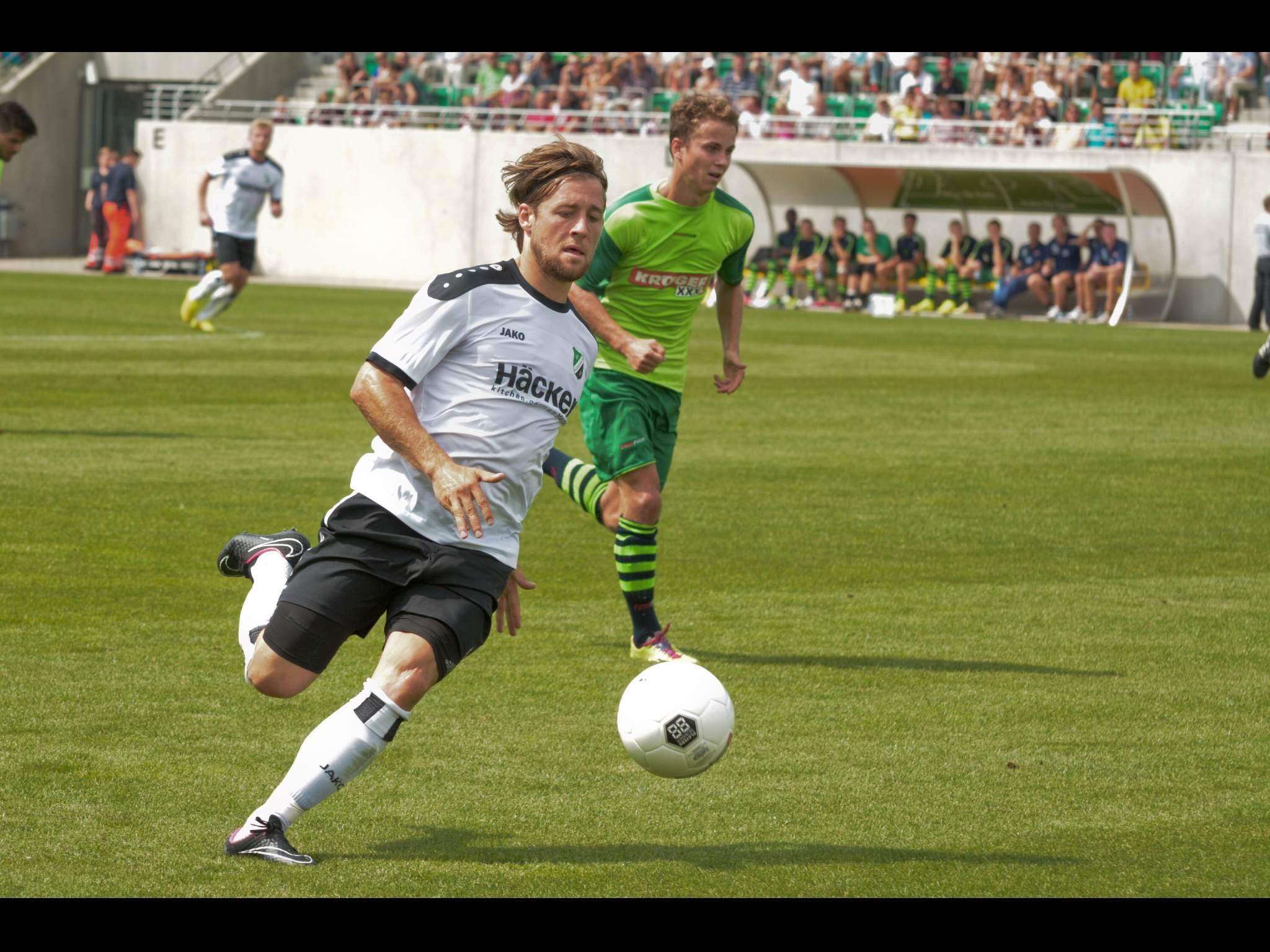 fussball 4 liga