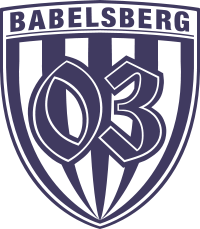 SV Babelsberg 03: Gladrow bleibt an Bord