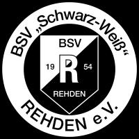 Logo BSV Schwarz-Weiß Rehden
