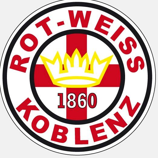 Logo TuS Rot-Weiß Koblenz